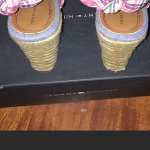 0a18b003e2d Tommy Hilfiger 'Hillary' Wedge Espadrille Sandals